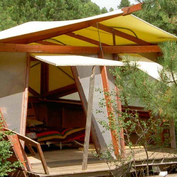 The Alex's cabin