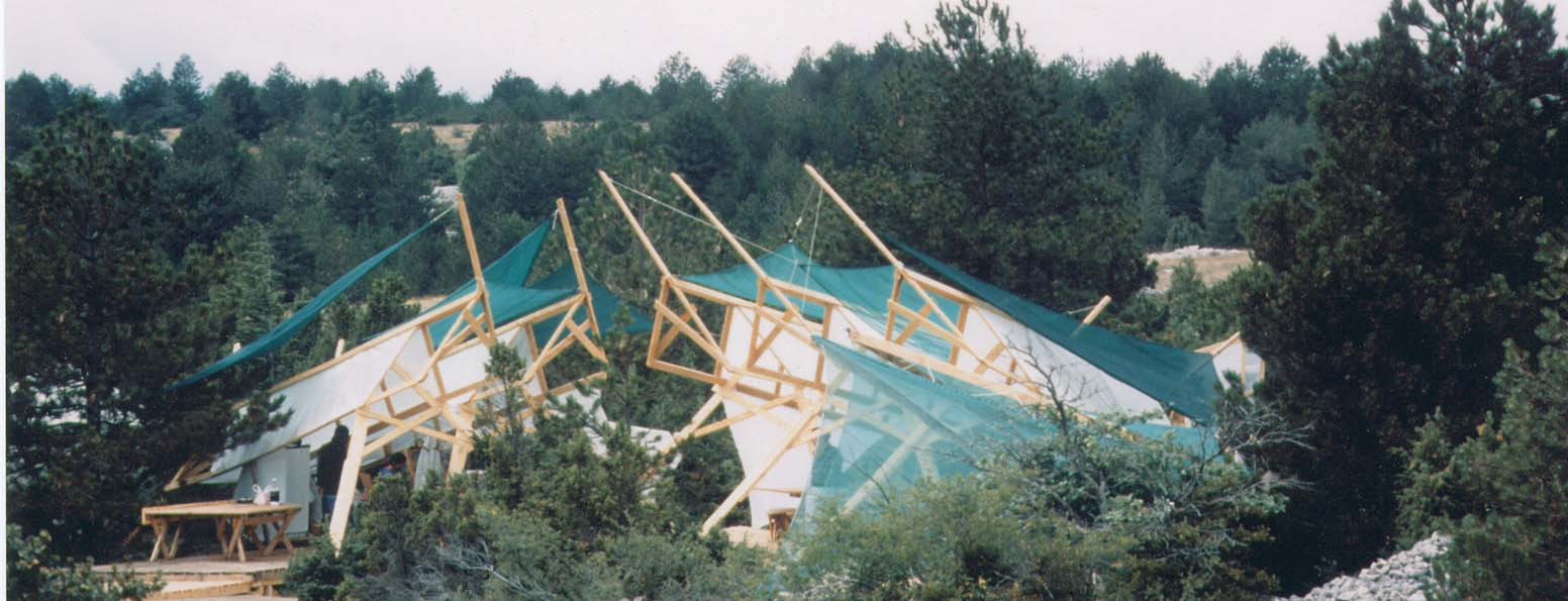 Camp d'été 1991